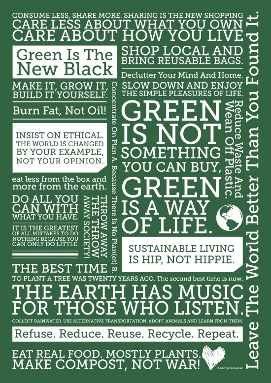 Greensoul-Manifest