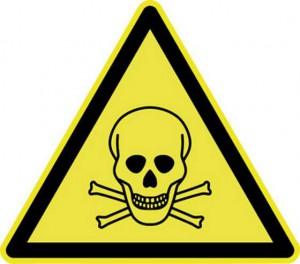 Vorsicht giftig!