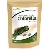 Bio-Chlorella Tabletten, 300 Stück
