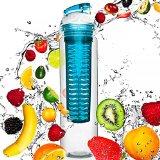 800ml Trinkflasche für Fruchtschorlen / Gemüseschorlen