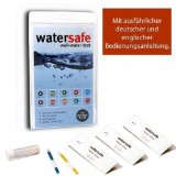 Watersafe Trinkwasser Wassertest (10 versch. Tests in 1)